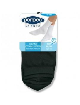 Calzino Pompea Lui in cotone, in maglia liscia, morbido e confortevole