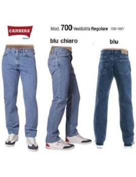 Jeans uomo Carrera modello 700 regolare art. il jeans basic per eccellenza